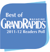 Best of Grand Rapids Magazine 2010-2011 Readers Poll